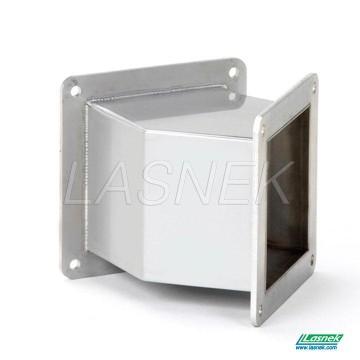 45° Bend Fixed Cover | FT22-GB-45-F_uk