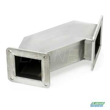 90° Bend Fixed Cover | FT22-GB-90-F_uk