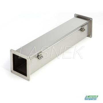 2ft Straight Hinged Cover | FT44-LI-024-H_uk