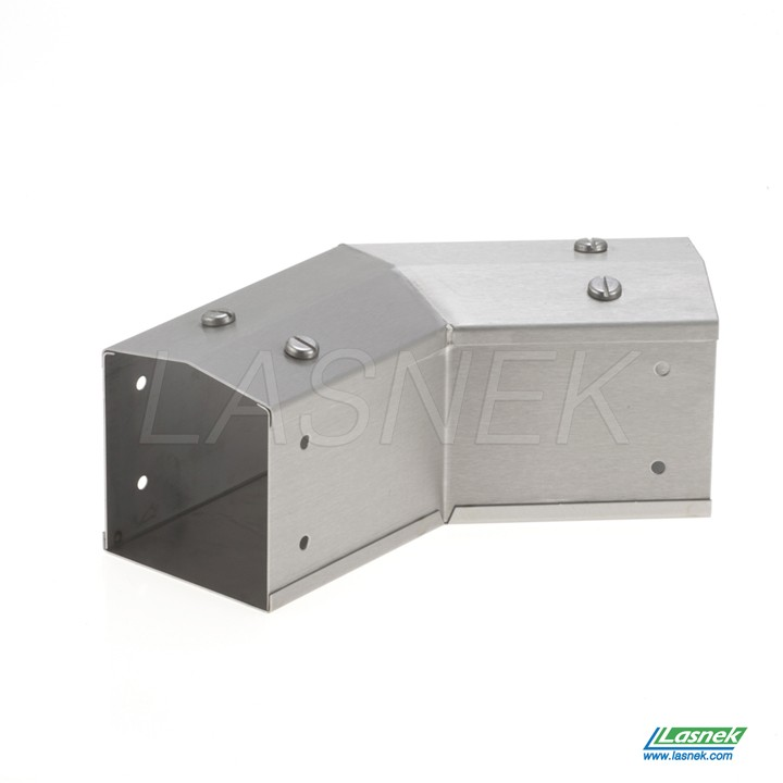 Elbow - 45° Front Cover | K33-18-S10_uk