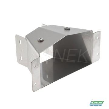 Flange Adaptor Removable Lid   K64-25-S10_us
