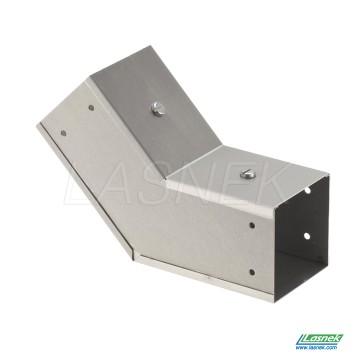Elbow - 45° Inside Cover   K22-16_us