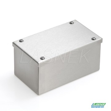 Terminal Box With Switch Mounting Plate   JTB-10_uk