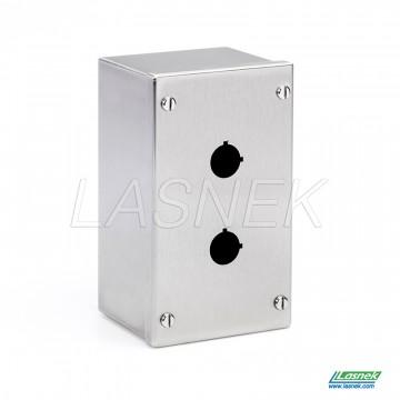 Push Button Box - 22.5mm Hole | KPB-02-22_uk