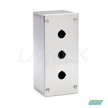 Push Button Box - 22.5mm Hole | KPB-03-22_uk