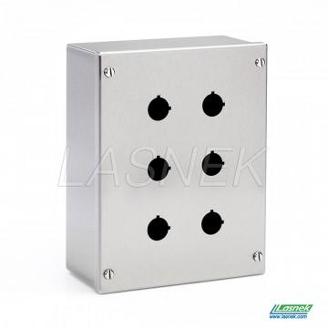 Push Button Box - 22.5mm Hole | KPB-06-22_uk