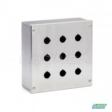 Push Button Box - 22.5mm Hole | KPB-09-22_uk