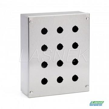 Push Button Box - 22.5mm Hole | KPB-12-22_uk