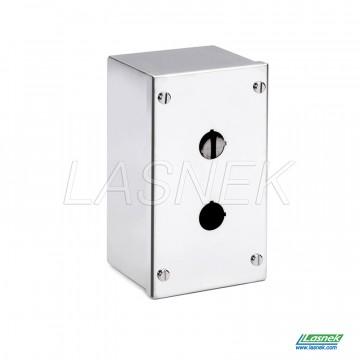Push Button Box - 22.5mm Hole | MPB-02-22_uk