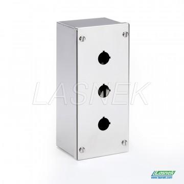 Push Button Box - 22.5mm Hole | MPB-03-22_uk