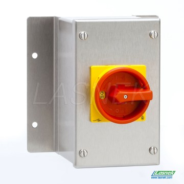 Standard Enclosure With 25mm Stand Off Wall Bracket | IKM-025-3-A-BTS-11-R_uk