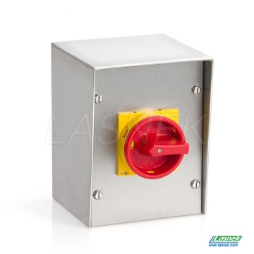 Shroud Enclosure With Flat Top | IKM-020-6-X-FXX-31-R_uk