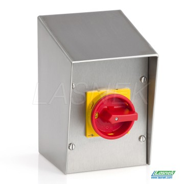 Shroud Enclosure With 15° Sloping Top | IKM-020-3-X-SXX-21-R_uk