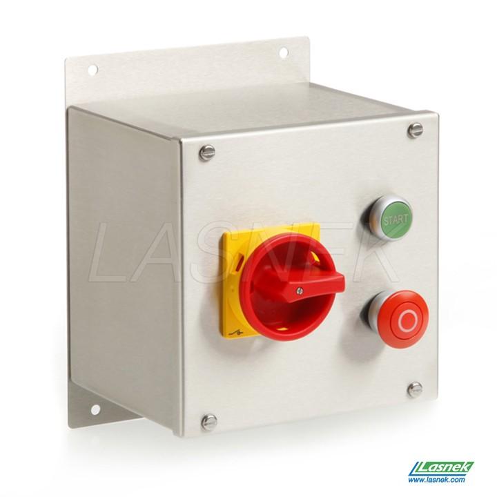 Stainless Steel DOL With Isolator   DOL-KDP5.5-230V_uk